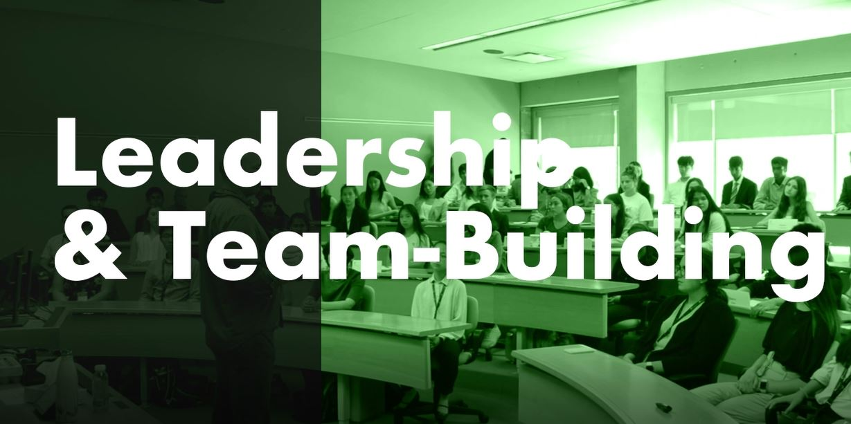 Leadership and Team Building Photo